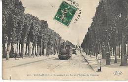 Le Train Avenue à VERSAILLES  Ed ELD - Versailles