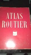 ATLAS ROUTIER PEUGEOT - LA FRANCE DANS UN LIVRE PEUGEOT........... - Calendriers