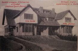 Woluwe-Saint-Pierre Villa Cottages Anglais - St-Pieters-Woluwe - Woluwe-St-Pierre