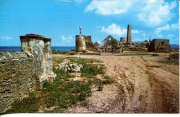 006706  Ruins Of Judith's Fancy, St. Croix, Virgin Islands  1974  QSL-Karte - Jungferninseln, Amerik.