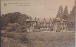 Wesembeek Châteu (Kasteel) De Burbure - Wezembeek-Oppem
