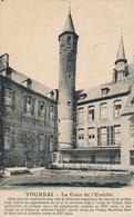 CPA - Belgique - Tournai - La Cour De L'Evêché - Tournai
