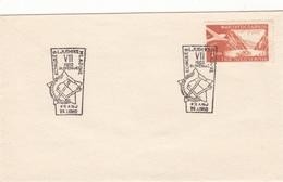 1962 KONGRES LJUDSKE MLADINE SLOVENIJE KRANJ SLOVENIJA JUGOSLAVIJA - Slovenia