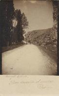 Carte Photo Environs De Bourges  Envoi 1902 à Chateauneuf Sur Cher - France