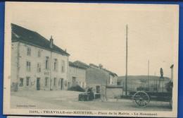 THIAVILLE-sur-MEURTHE    Place De La Mairie   Animées - Francia