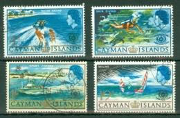 Cayman Islands: 1967   International Tourist Year   Used - Cayman Islands