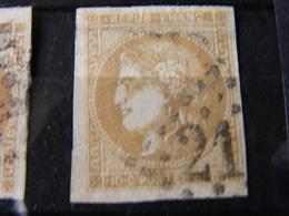 Emission Bordeaux No 43a - 1849-1850 Ceres
