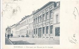 CPA - Belgique - Tournai - Couvent Des Dames De St-André - Tournai