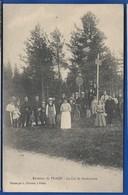 Environs De FRAIZE   Au Col Du Bonhomme        Animées    écrite En 1916 - Fraize