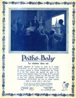 "PUB   "" PATHE-BABY ""  1923 ( 1 ) - Photographie"