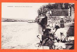 Nw5782 Rare ( Collection J-M ) LIMOGES 87- Haute-Vienne Laveuses Pont SAINT-ETIENNE St 1910s Lavandières Blanchisseuses - Limoges