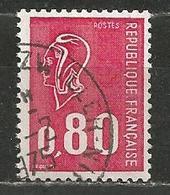 YT 1816 Marianne De Bequet (0,80) - Lot De 700 Timbres Oblitérés - Vrac (max 999 Timbres)