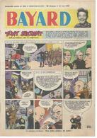 "BAYARD   N° 104  "" TONY SEXTANT CHEVALIER DE L'ESPACE ""   -  BONNE PRESSES  1958 - Zeitschriften & Magazine"