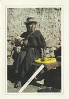 Carte Double Format 17 X 12 Cm---bolivie---femme Allaitant Son Enfant - America