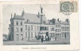 CPA - Belgique - Tournai - Monument Des Français - Tournai