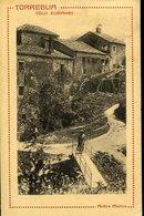 43273g  Italia, Cartolina Viaggiata 1922  Da Torreglia A Spezia, Illustrazione Torreglia Colli Euganei Antico Molino - Padova (Padua)