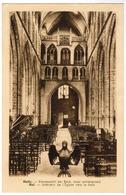 Halle, Binnenzicht Der Kerk Naar Achtergrond (pk55446) - Halle