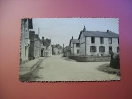 Carte Postale SM De St-Julien-de-Vouvantes: Arrivée De Châteaubriant - Saint Julien De Vouvantes