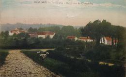 Gistoux Panorama Environs Du Cimetière - Chaumont-Gistoux