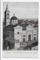 Alassio - Chiesa Parrocchiale Ed Oratorio Di Sta Caterina - Retro Indiviso - Other Cities