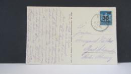 DR: Fern-Karte Mit 30 Tausend Auf 10 M -nur 19 Tage Möglich (1.9.-19.9.23), OSt. Eibsee Vom 13.9.23, Bs. Eibsee Knr: 284 - Briefe U. Dokumente