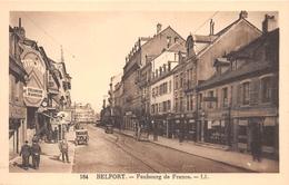 "¤¤  -   BELFORT   -   Faubourg De France  -  Garage "" CITROËN "" Delamotte & Jeanperin      -   ¤¤ - Belfort - City"