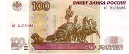 Russia P.270  100 Rublos 2004 Unc - Russia