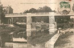 Coulon Les Bords De La Sevre Le Grand Pont - Autres Communes