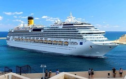 "Ship Postcards - Passenger   Ship : ""Costa Fascinosa  ""   Read Description - Unclassified"