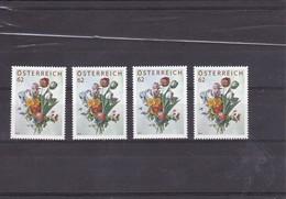 Austria Österreich 2012, Mi. 2981 ** (4 X) - 2011-... Neufs