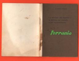Fotografia Ferrania Libretto Istruzioni Sviluppo Stampa E Ingrandimento Edito 1960 - Matériel & Accessoires