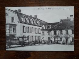L17/168 Suisse. Montagny La Ville. Institut - FR Fribourg