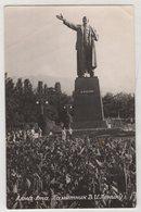 6502 Kazakhstan Alma-Ata Monument To Lenin - Kazakhstan