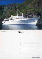 "Ship Postcards - Passenger   Ship : "" Funchal     "" Variant  Read Description - Non Classificati"