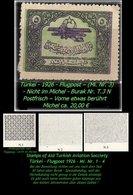 Luftfahrt - (Mi. Nr. 3) - Burak T. 3 N - - 1921-... République