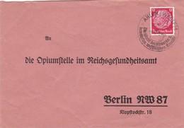 Brief Aus Ahlen 1937 - Cartas