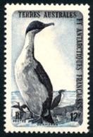TAAF 1959 - Yv. 14 *   Cote= 20,50 EUR - Faune. Oiseau Cormoran  ..Réf.TAF21019 - Terres Australes Et Antarctiques Françaises (TAAF)