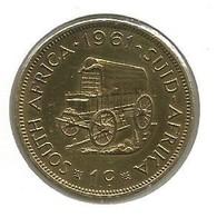 D5 South Africa 1 Cent 1961. - Afrique Du Sud