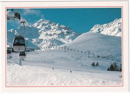 Skigebiet Komperdell - Serfaus - (Tirol) - Seilbahn - Landeck