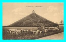 A737 / 473  WATERLOO La Butte Et Lion ( Mouton ) - Waterloo