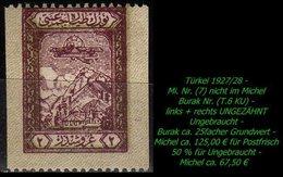 Luftfahrt - (Mi. Nr. 7) - Burak T. 6 KU - 1921-... République