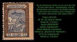 Luftfahrt - (Mi. Nr. 9) - Burak T. 8 KU -RR- - 1921-... République