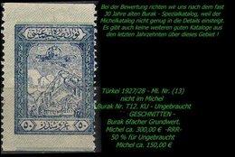 Luftfahrt - (Mi. Nr. 13) - Burak T. 12 KU -RR- - 1921-... République