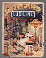 Publicité Pour La LUCILINE éclairage De Luxe (PPP17225) - Advertising