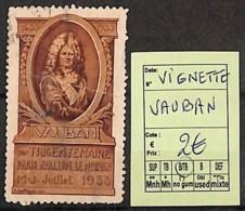 [821708]France  - Vignette Vauban - France