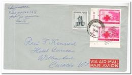 Haïti, 12 Letters With Red Cross Stamps - Haïti