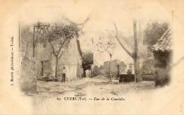 Cuers Rue De La Comedie  (lot AC11) - Cuers