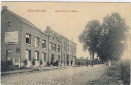 HENRY-CHAPELLE  -  Avenue De La Gare ( Restaurant GIELEN ) - Welkenraedt