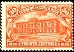 Normal School, Heredia, Costa Rica Stamp SC#145 MNH - Costa Rica