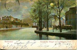 006736  Rotterdam - Goudsche Singel En Luthersche Vest - Rotterdam